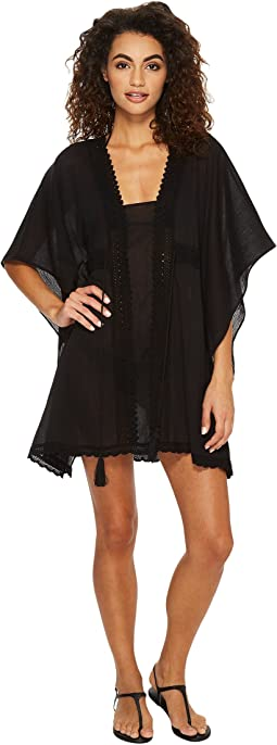 Crochet Tunic Cover-Up