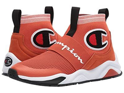 Champion Rally Pro (Burnt Orange/Black) Men