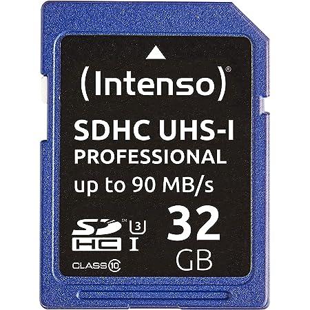 Intenso Professional Sdhc Uhs I Class 10 32gb Computer Zubehör