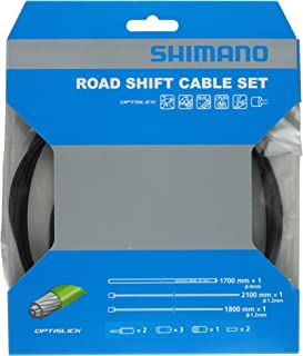 SHIMANO 60198010 Cable, Negro, Talla Única