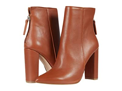 Steve Madden Tristan Boot (Cognac Leather) Women