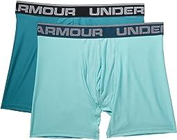 "Under Armour UA Original Series 6"" Boxerjock® 2-Pack"