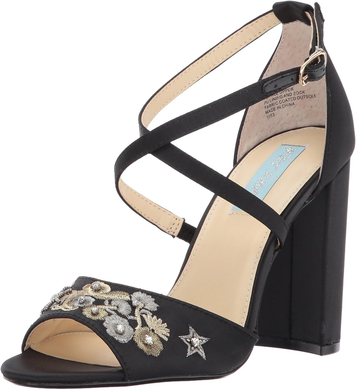 Betsey Johnson Womens Sb-finly Dress Sandal