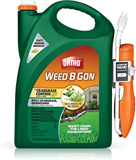Ortho Weed B Gon Plus Crabgrass Control Ready-To-Use2 Wand (Bonus Size)