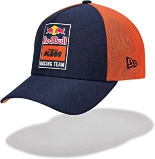 comprar comparacion Red Bull KTM New Era Parches para Ropa Trucker Cap, Azul Unisexo Talla única Patch, KTM Factory Racing Original Ropa & Acc...