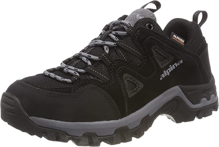 Alpina 680404, Chaussures de Randonnée Basses Mixte Adulte