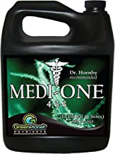 Green Planet Nutrients - MEDI-ONE (4 Liters) One Part, Start to Finish, All Natural Organic Garden Nutrient