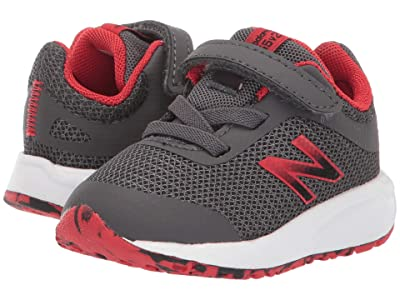 New Balance Kids 455v2 (Infant/Toddler) (Magnet/Velocity) Boys Shoes
