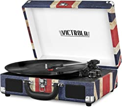 victrola wall mount record player