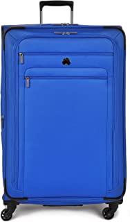 Delsey Luggage Helium Sky 2.0 29 Expandable Spinner Trolley (Blue)
