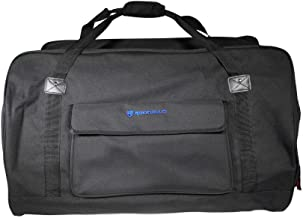 Rockville TB15 Lightweight Rugged Speaker Bag Carry Case for 15