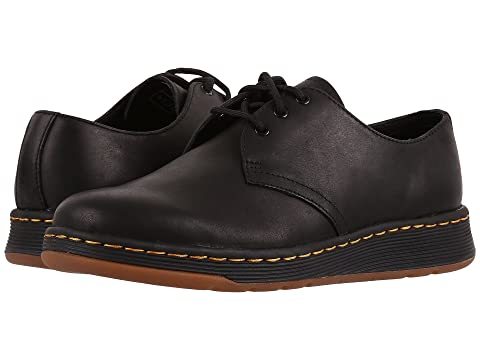 Lite Cavendish 3-Eye Shoes - Black Dr. Martens vdQdylq