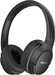 Philips Wireless Headphones, TASH402BK/00