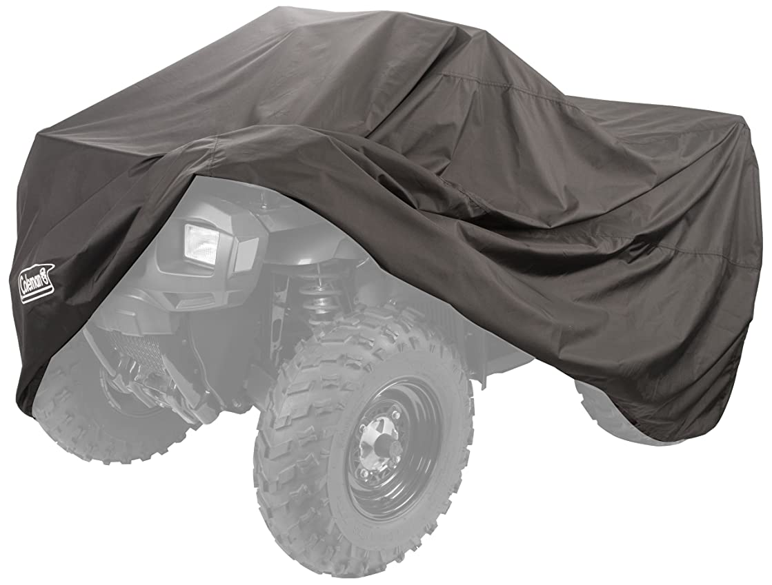 Coleman MadDog GearAll Weather Protection ATV Cover - 2000007483, Black