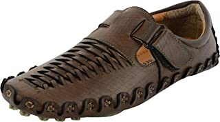 LeeGraim Men's Synthetic Outdoor Casual Sandals