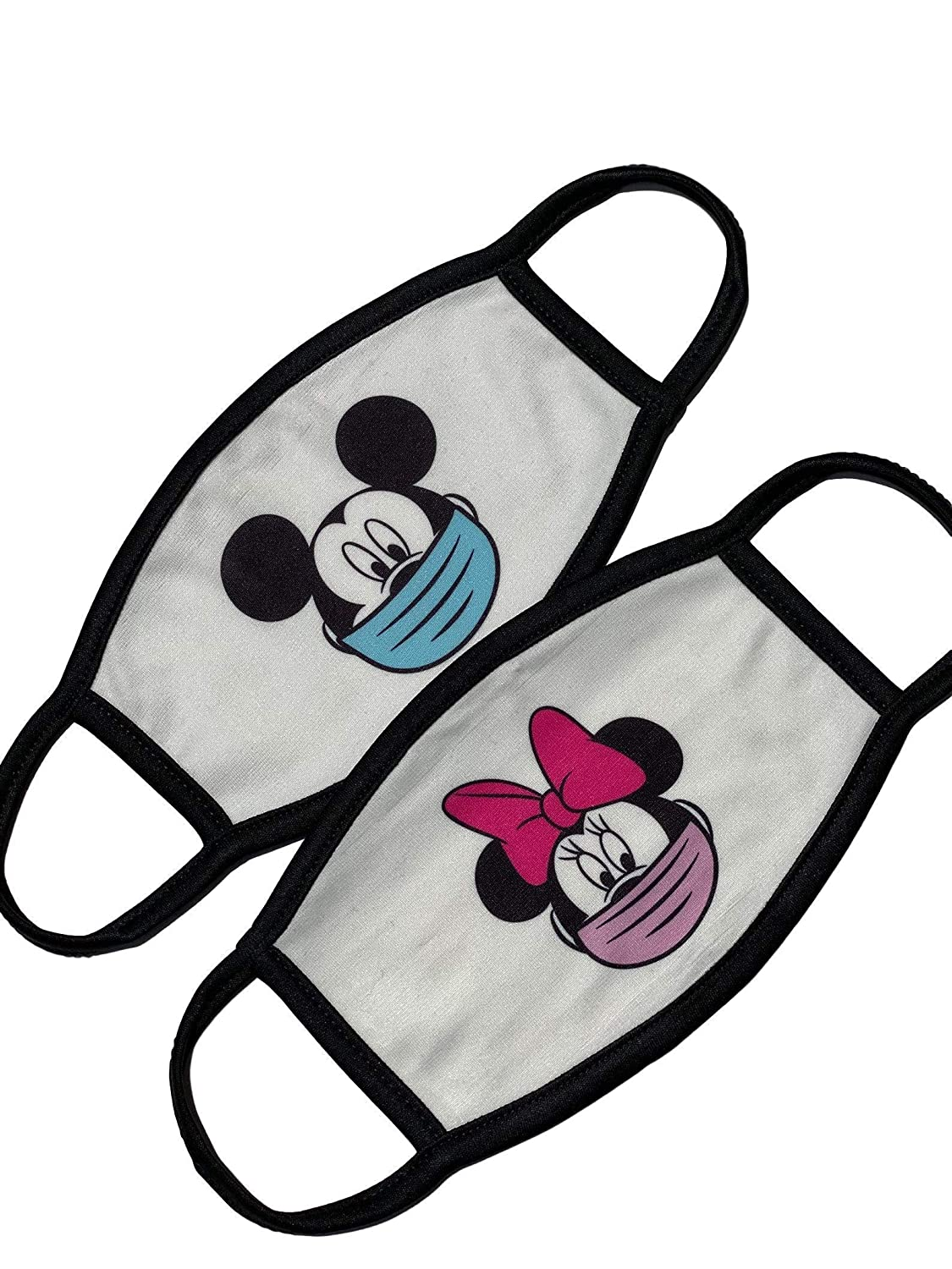 Charlotte Mall Columbus Mall Mickey or Minnie - Adult Child Face Girl Mask Boy Little