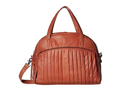 Day & Mood Petra Satchel (Cork) Satchel Handbags