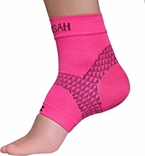 Zensah Plantar Fasciitis Sleeve - Relieve Heel Pain, Arch Support, Reduce Swelling - Compression Foot Sleeve, Plantar Fasc...