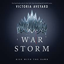 War Storm: Red Queen Series, Book 4
