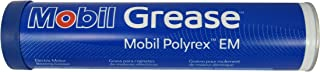 Best Mobil Polyrex EM Electric Motor Bearing Grease, Blue, 13.7 oz. Tube Review