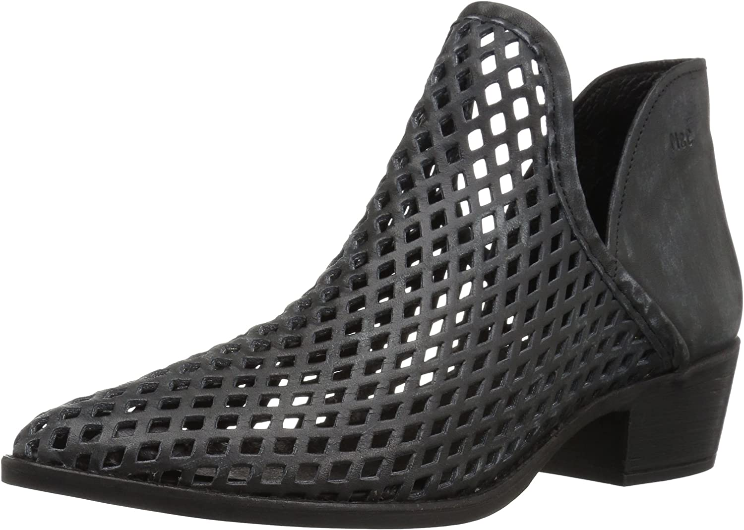 Musse & Cloud Womens Network Ankle Bootie