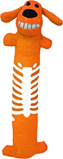 "Multipet Halloween Pet Toy - Orange Mummy Loofa (12"")"