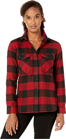 Black/Red Rock Buffalo Check