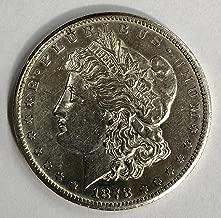 1878 cc morgan silver dollar uncirculated