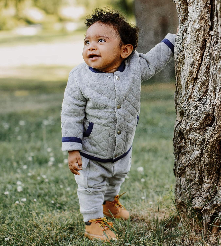 Organic Cotton Burts Bees Baby baby-girls Sweatshirts Lightweight Zip-up Jackets /& Hooded Coats