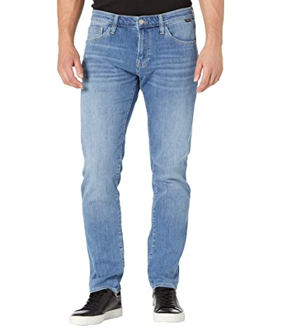 Mavi Jeans Jake Slim in Light Brushed Feather Blue