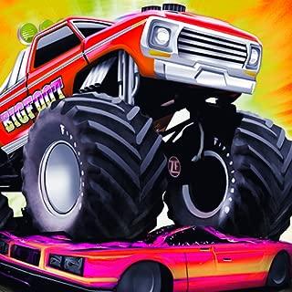 Monster Truck Destruction Derby: Crash Stunts Simulator 2019