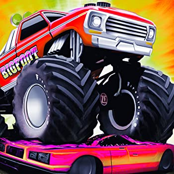 Monster Truck Destruction Derby  Crash Stunts Simulator Games