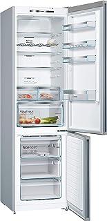 Bosch KGN39IJEA Série 4 Vario Style Réfrigérateur congélateur autonome/Couleur avant interchangeable/E / 203 cm / 238 kWh/...