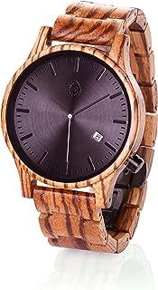 Wooden Watch Wood Watch Groomsmen Gift, Boyfriend Gift, Father Gift Anniversary Gift for Men