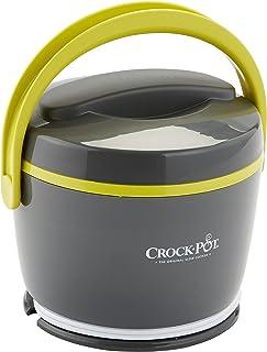 Crock-PotLunch CrockFood Warmer, Grey & Lime