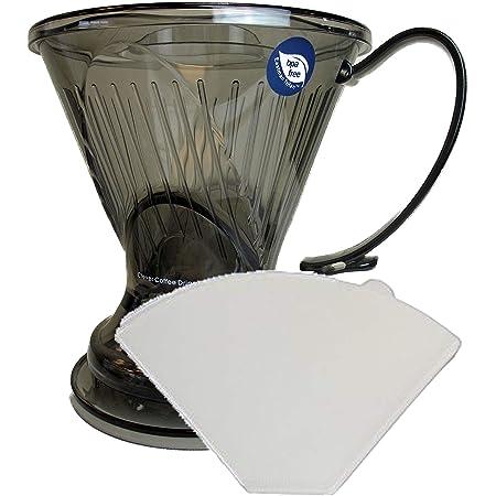 Clever Cafetera con filtros incluidos, (nube)