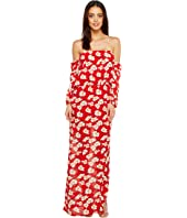 Brigitte Bailey - Ruby Off the Shoulder Maxi Dress
