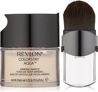 Revlon ColorStay Aqua Mineral Makeup, Light Medium, 0.35 Ounce