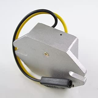 Voltage Regulator Rectifier Fits Polaris Snowmobile Manual Start 340 400 440 500 550 600 700 800 2000-2015 | OEM Repl.# 4010301/4010793