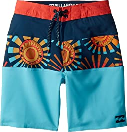 Billabong Kids Tribong X Boardshorts (Big Kids)