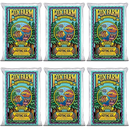 FoxFarm Ocean Forest FX14000-1.5 Cubic Foot Organic Potting Soil Limited Edition