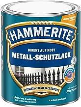 Hammerite Metalen beschermende lak mat, 2,5 l, zwart