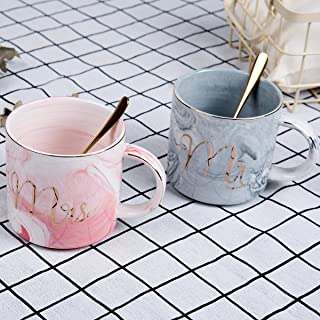 Best mr and mrs coffee mugs Reviews