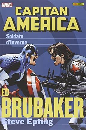 Il soldato dinverno. Capitan America. Ed Brubaker collection: 2
