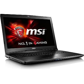 "MSI GL72 6QF-405 17.3"" Gaming Laptop Notebook Geforce GTX 960M i7-6700HQ 8GB 1TB"