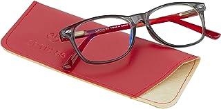 Blue Light Blocking Glasses Girls & Boys   Anti Eyestrain Blue Light Glasses Kids Computer Gaming Glasses (Ages 3-10)   Fl...