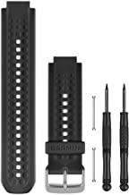 Garmin Forerunner 25 GPS Running Watch Wristband Fitness Tracker for Smartphone, Black
