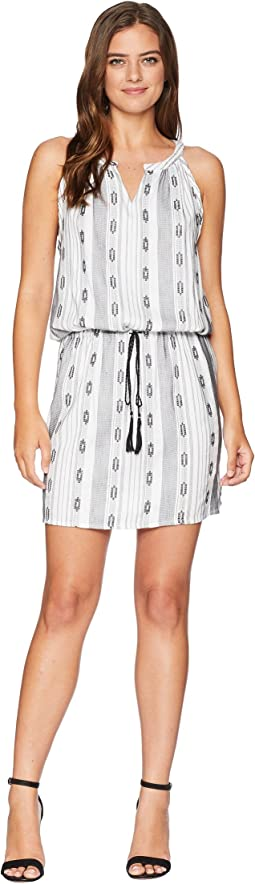 Sedona Sleeveless Dress with Tie