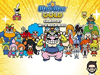 Wario Ware Gold Gameplay With Mega Mike