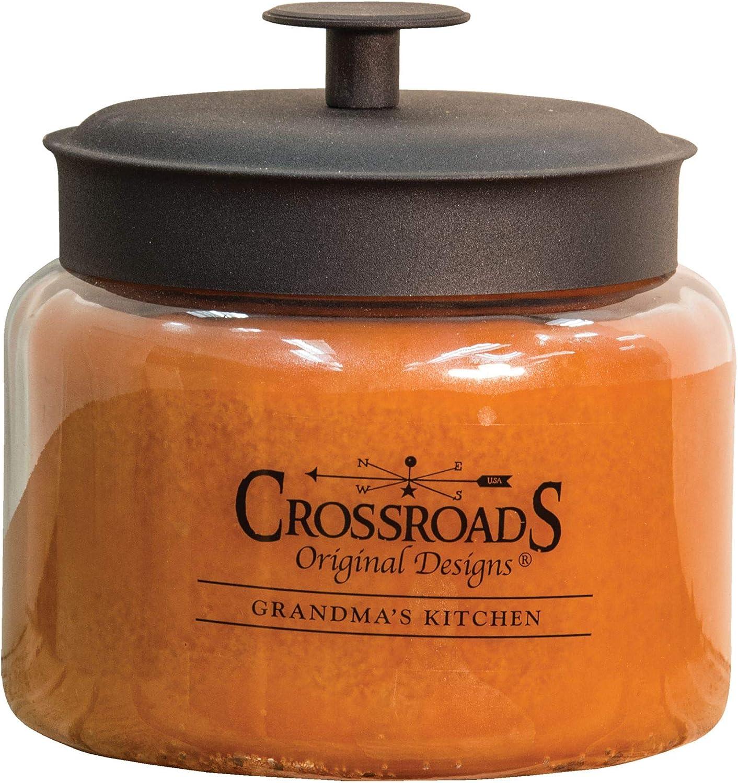 55% OFF Crossroads Ranking TOP3 Grandma's Kitchen 48oz Jar Candle